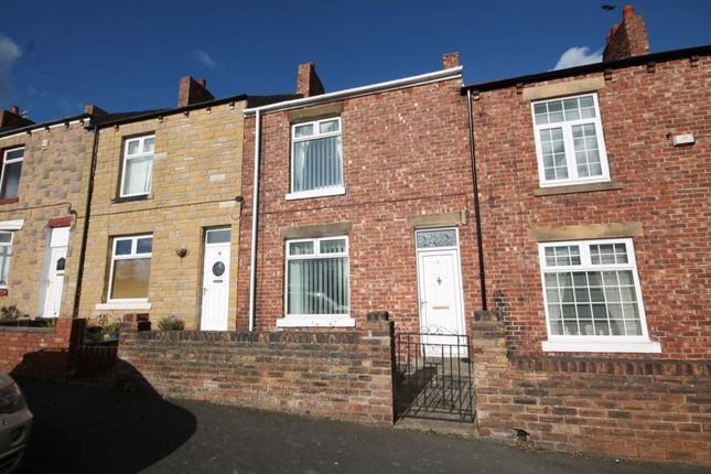 Thumbnail Terraced house to rent in South View West, Highfield, Rowlands Gill