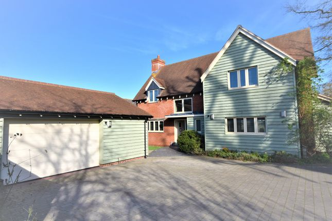 Thumbnail Detached house for sale in Park Road, Didcot, Didcot
