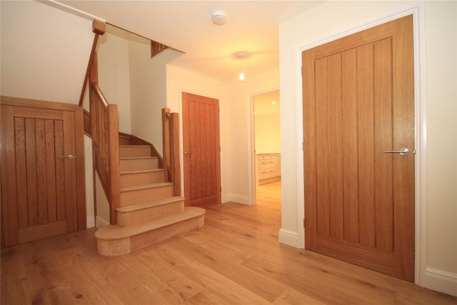Entrance Hall of Cutham Lane, Perrotts Brook, Cirencester GL7