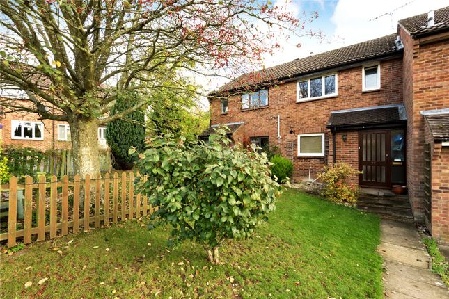 3 bed terraced house for sale in Appledown Close, Alresford, Hampshire SO24