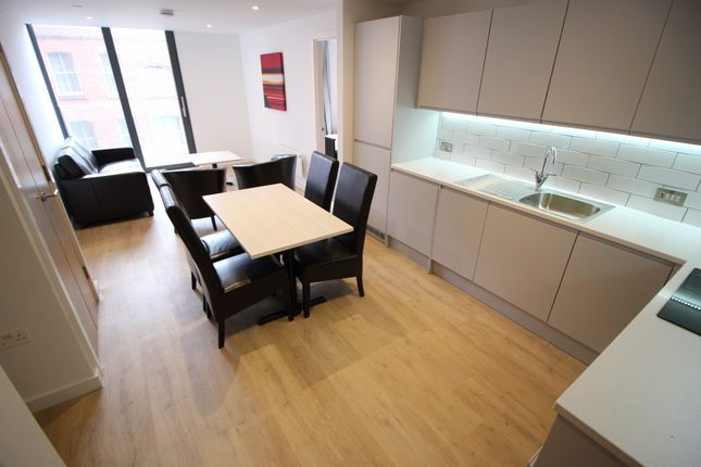 2 bed flat to rent in Oxid House, Northern Quarter, Northern Quarter M1
