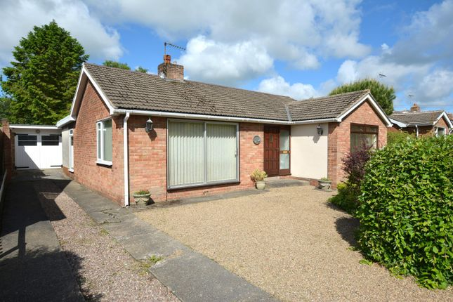 Thumbnail Bungalow for sale in Harewood Crescent, Old Tupton, Chesterfield