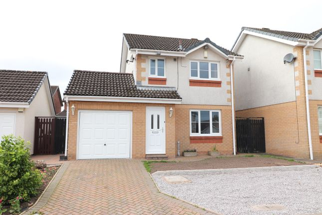 Thumbnail Detached house for sale in Tribune Drive, Houghton, Carlisle