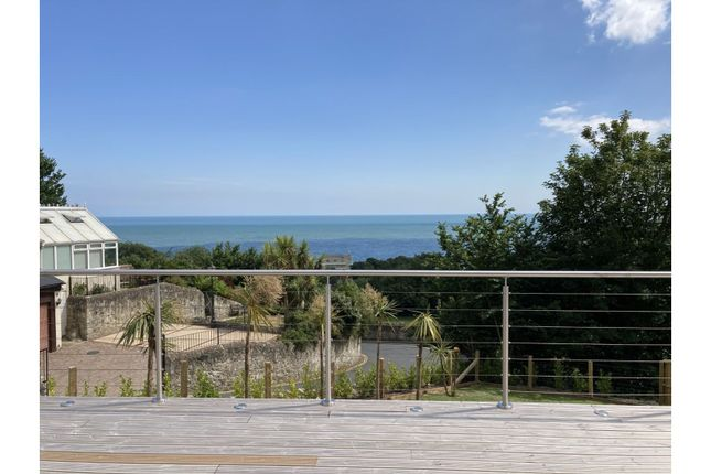 Detached bungalow for sale in Grove Road, Ventnor