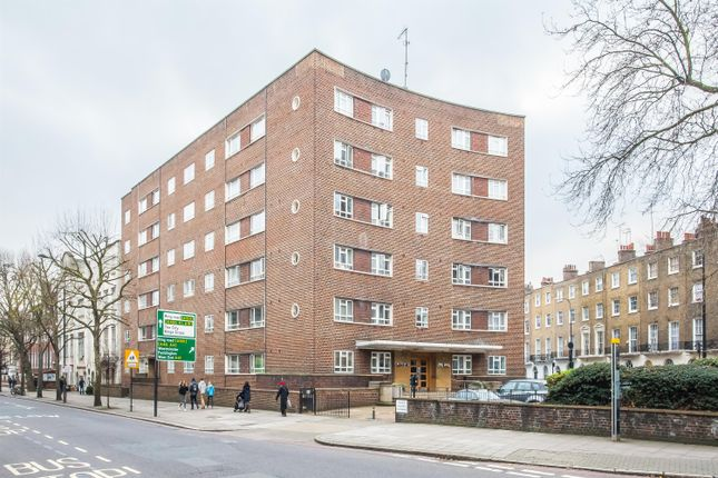 Thumbnail Flat for sale in Radley House, Park Road, Marylebone