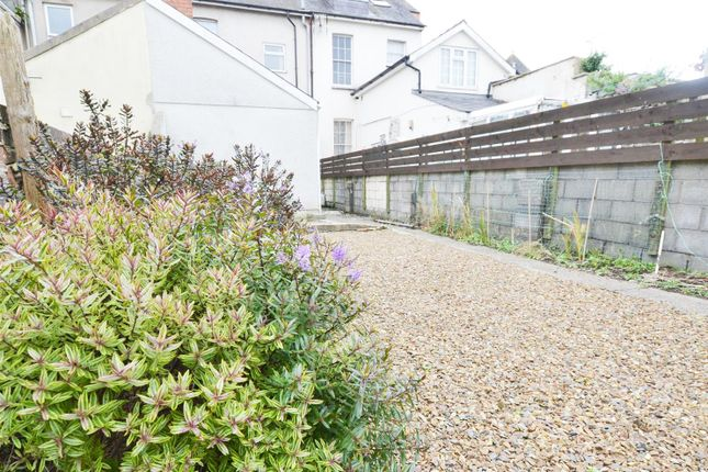 Garden 3 of Bush Street, Pembroke Dock SA72