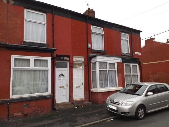 Thumbnail Terraced house for sale in Parkfield Avenue, Manchester, Greater Manchester, Uk