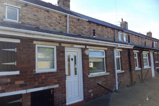 Thumbnail Terraced house for sale in Maple Street, Ashington