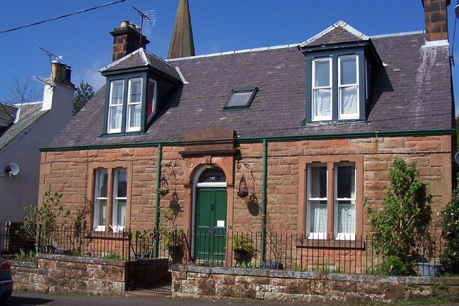 Thumbnail Detached house for sale in Grange Road, Moffat