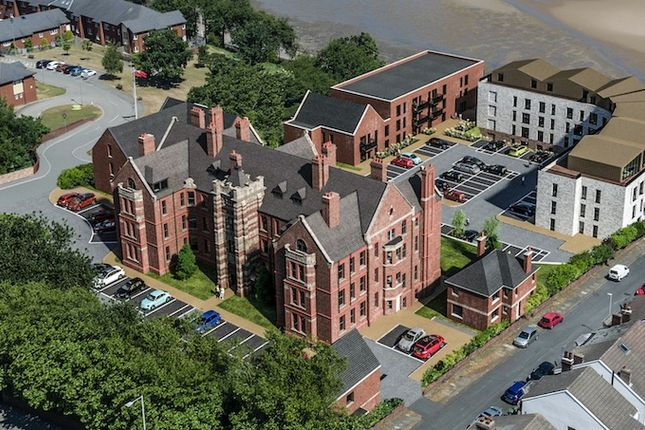 2 bed flat for sale in Gibson House, Gibson Park Development, New Brighton CH44
