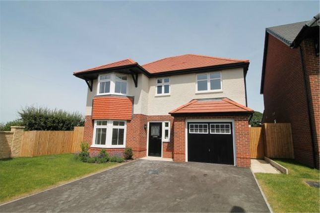 Thumbnail Detached house for sale in Stoneleigh Park, Holgate, Crosby, Merseyside, Merseyside