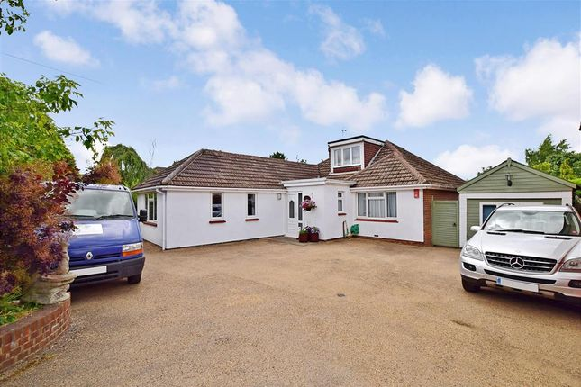 Thumbnail Bungalow for sale in Stockett Lane, Coxheath, Maidstone, Kent