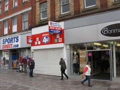 Thumbnail Retail premises to let in 76A Taff Street, Pontypridd