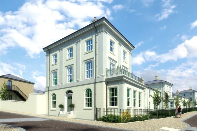Thumbnail Semi-detached house for sale in East Down Lane, Poundbury, Dorchester, Dorset