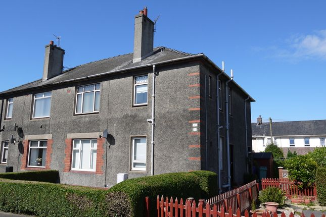 Thumbnail Flat for sale in Springbank Road, Ayr