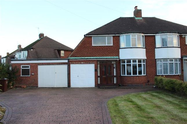 Semi-detached house in  Windleaves Road  Castle Bromwich  Birmingham  Birmingham