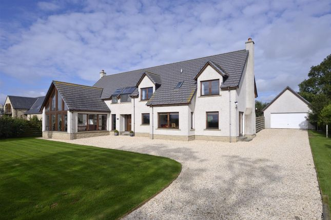 Thumbnail Detached house for sale in Braeside, Hume Holdings, Near Kelso