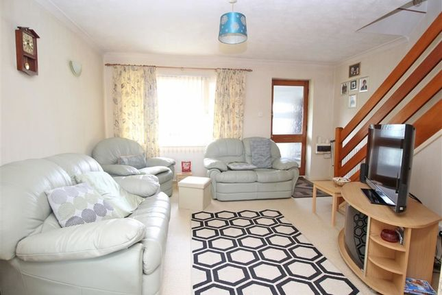 Thumbnail Terraced house for sale in Speedwell Crescent, Eggbuckland, Plymouth