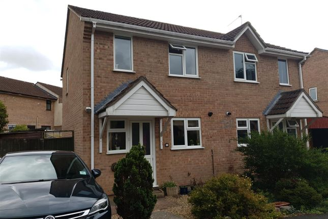 Thumbnail Semi-detached house to rent in Irene Way, Tiverton
