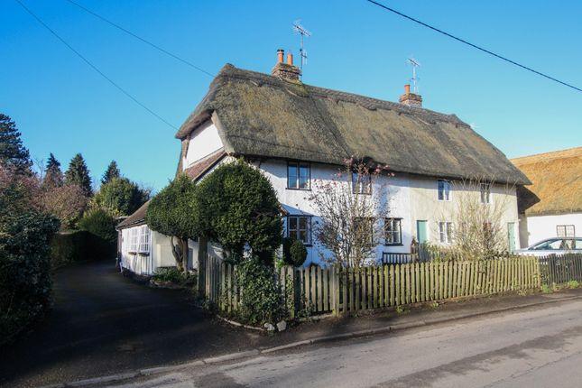 Thumbnail Cottage for sale in Arkesden, Saffron Walden
