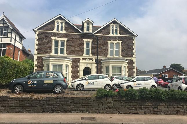 Thumbnail Commercial property for sale in Belgrave House, 81 Brecon Road, Abergavenny, Monmouthshire