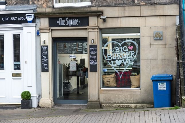 Thumbnail Restaurant/cafe for sale in 7 Dublin Street, Edinburgh