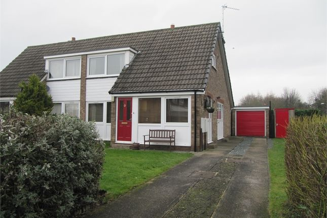 Thumbnail Semi-detached bungalow to rent in Cravendale Road, Catterick Garrison
