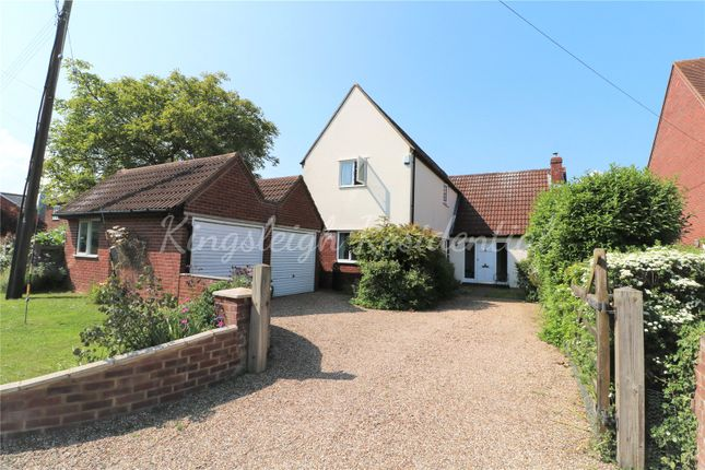 Thumbnail Detached house for sale in East Lane, Dedham, Colchester, Essex