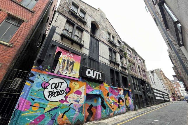 Thumbnail Commercial property for sale in Cumberland Street, Liverpool