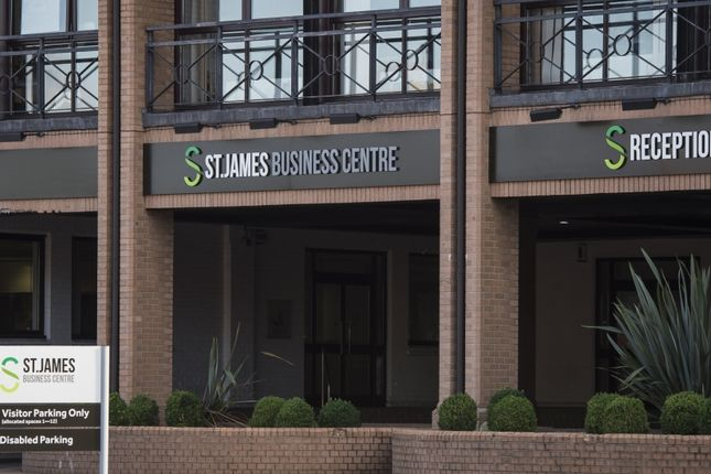 Thumbnail Office to let in St James Business Centre Wilderspool Causeway, Warrington