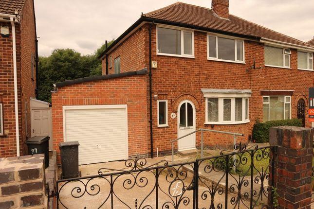 Thumbnail Semi-detached house for sale in Heacham Drive, Stadium Estate