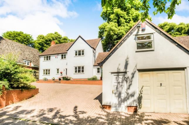Thumbnail Detached house for sale in Brownsover Lane, Rugby, Warwickshire, England