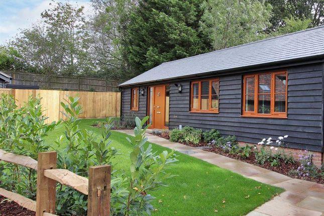 2 bed detached bungalow for sale in Camp Hill, Chiddingstone Causeway, Tonbridge TN11