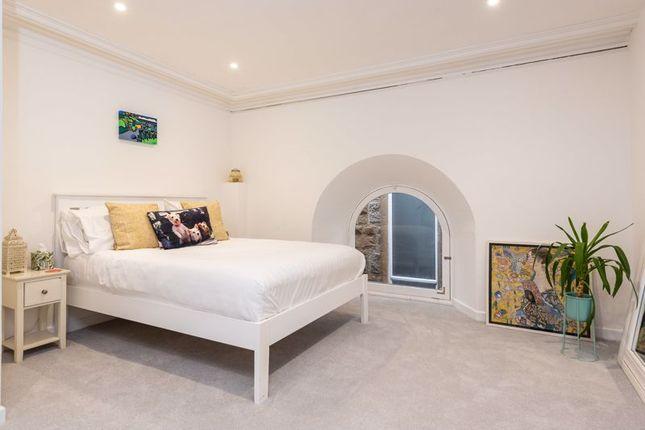 Bedroom of Rock Terrace, Heamoor, Penzance TR18