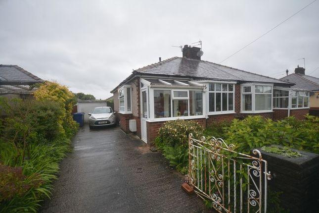 Thumbnail 2 bed semi-detached bungalow for sale in Clifton Avenue, Accrington