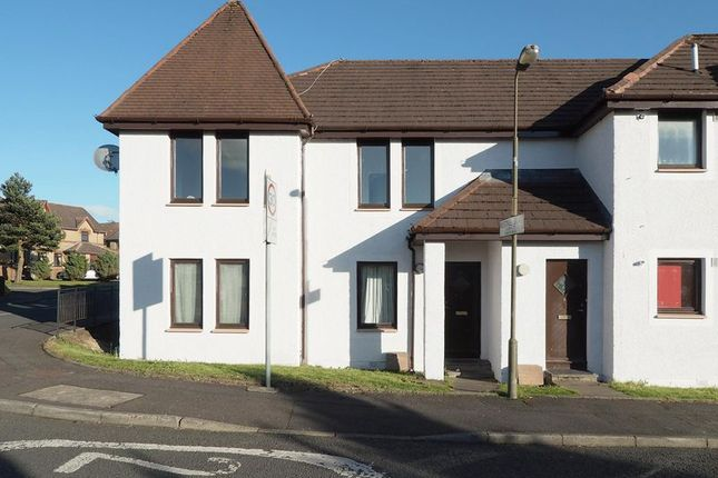 Thumbnail Flat for sale in Kestrel Brae, Livingston