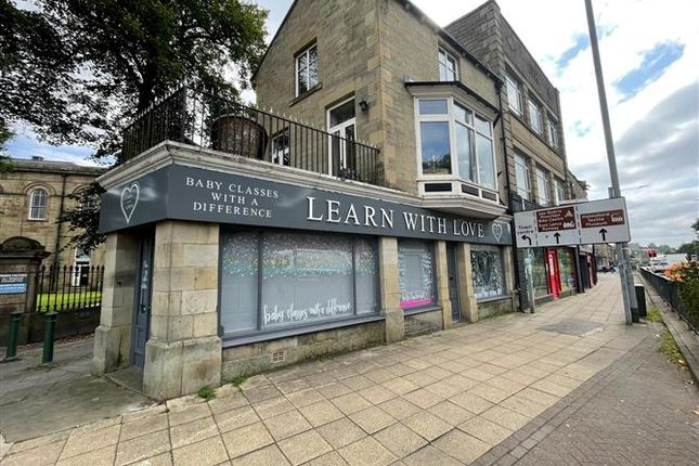 Thumbnail Commercial property for sale in 3A, B & C Bank Street, Rawtenstall, Rossendale