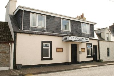 Thumbnail Duplex for sale in The Railway Inn, 36 St John Street, Whithorn