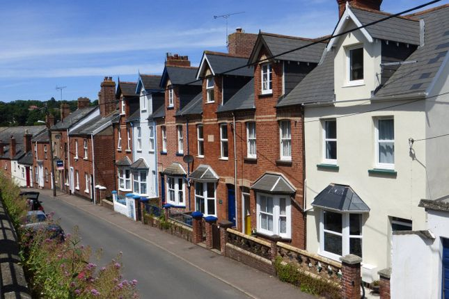 Thumbnail Terraced house to rent in Park Street, Crediton, Devon