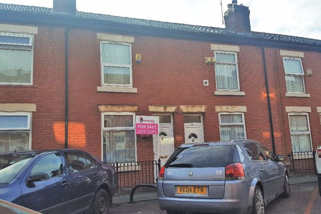 Thumbnail Terraced house for sale in Parkin Street, Longsight, Manchester
