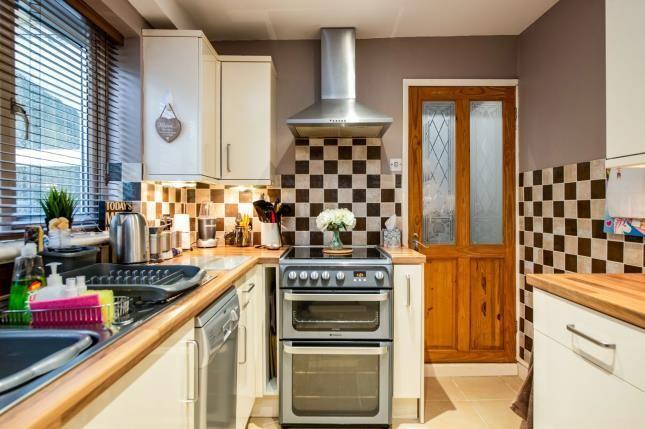 Kitchen of Jervis Road, Portsmouth PO2