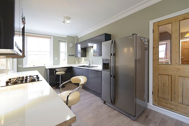 Thumbnail Maisonette for sale in High Path Road, Guildford, Surrey