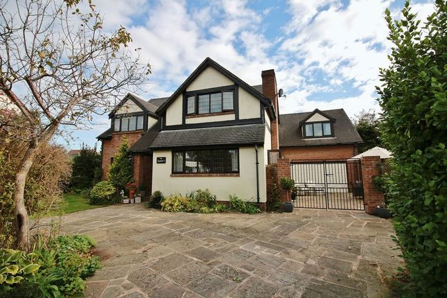 Thumbnail Detached house for sale in The Shambles, Minstrel Walk, Poulton-Le-Fylde