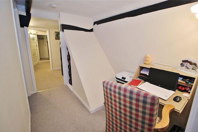 Study Area of High Street, Findon Village, West Sussex BN14