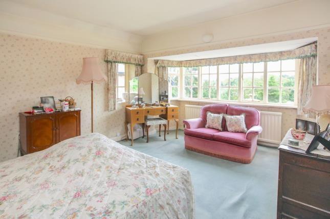 Master Bedroom of Castle Hill, Prestbury, Macclesfield, Cheshire SK10