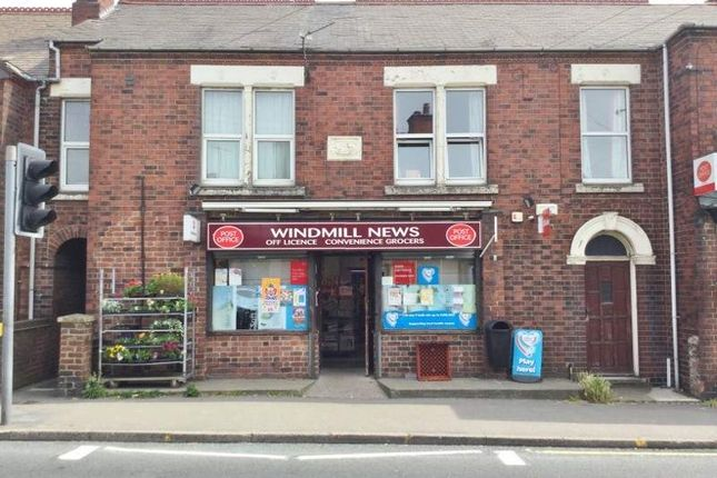 Thumbnail Retail premises for sale in 24 Greenhill Lane, Alfreton