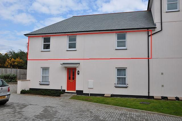 Thumbnail Flat for sale in Laity Fields, Camborne
