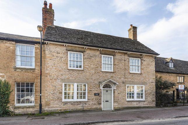 Thumbnail Terraced house for sale in Market Square, Bampton, Oxfordshire