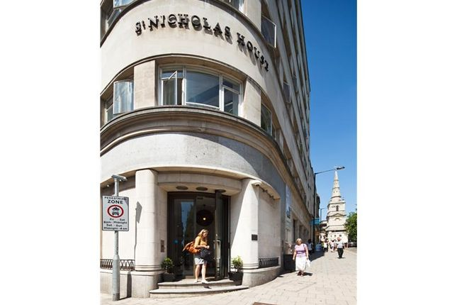 Thumbnail Office to let in St. Nicholas House, High Street, Bristol, Somerset, England
