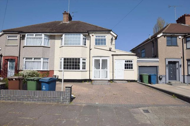 4 bed semi-detached house for sale in Pinner Park Gardens, Harrow HA2